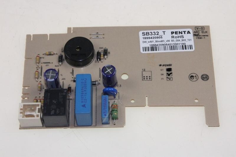 gros electromenager carte platine minuterie module electronique sb332 t beko. Black Bedroom Furniture Sets. Home Design Ideas